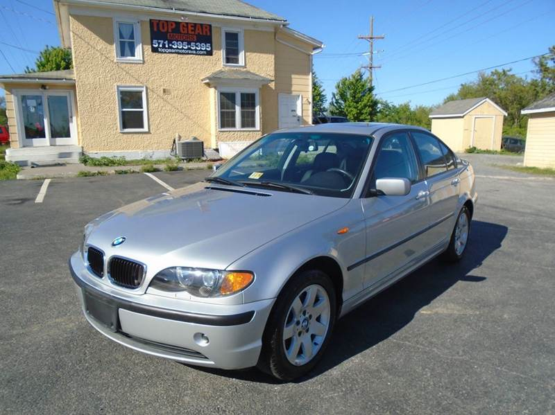 2005 BMW 3 Series for sale at Top Gear Motors in Winchester VA