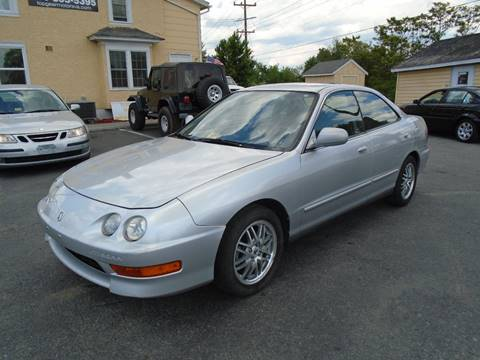 2000 Acura Integra for sale at Top Gear Motors in Winchester VA