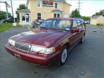 1997 Volvo V90 for sale at Top Gear Motors in Winchester VA