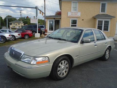 2004 Mercury Grand Marquis for sale in Winchester, VA
