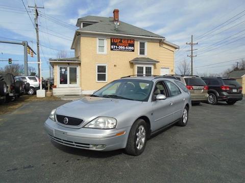 2002 Mercury Sable for sale in Winchester, VA