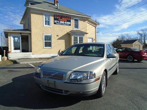 2000 Volvo S80 for sale at Top Gear Motors in Winchester VA