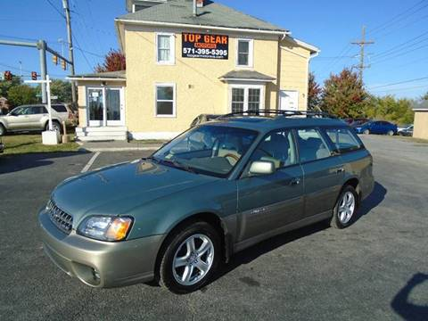 2004 Subaru Outback for sale in Winchester, VA