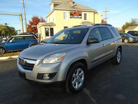 2007 Saturn Outlook for sale at Top Gear Motors in Winchester VA