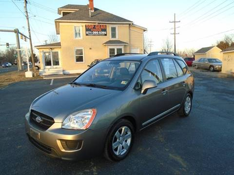 2009 Kia Rondo for sale at Top Gear Motors in Winchester VA