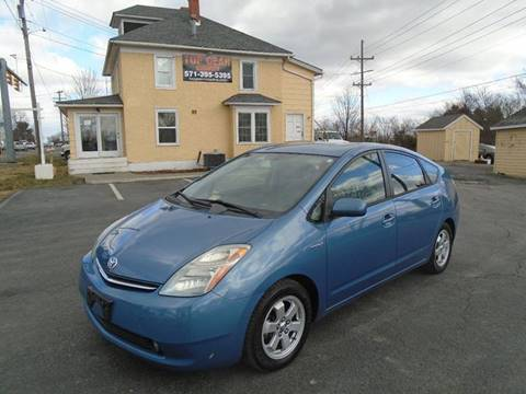 2006 Toyota Prius for sale at Top Gear Motors in Winchester VA