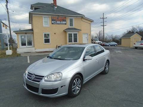 2005 Volkswagen Jetta for sale at Top Gear Motors in Winchester VA