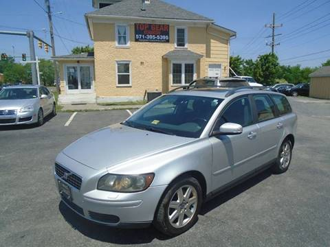 2007 Volvo V50 for sale at Top Gear Motors in Winchester VA