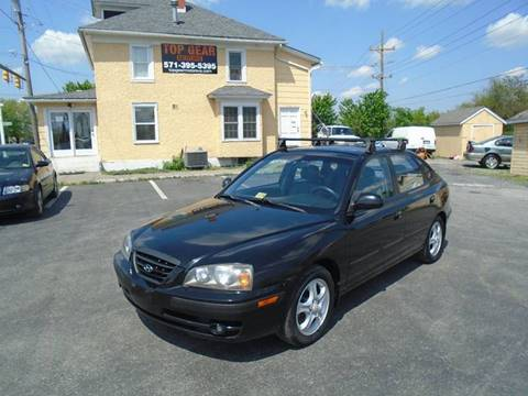 2005 Hyundai Elantra for sale at Top Gear Motors in Winchester VA