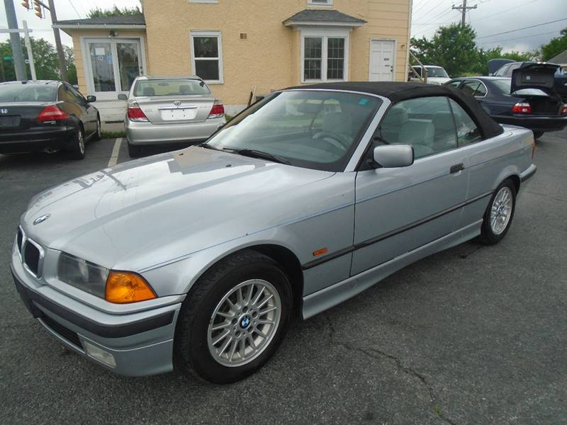 1998 BMW 3 Series for sale at Top Gear Motors in Winchester VA