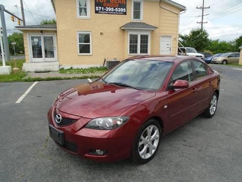 2008 Mazda MAZDA3 for sale at Top Gear Motors in Winchester VA