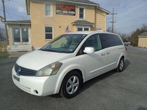 2007 Nissan Quest for sale in Winchester, VA