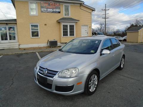 2007 Volkswagen Jetta for sale at Top Gear Motors in Winchester VA