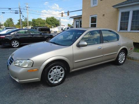 2000 Nissan Maxima for sale at Top Gear Motors in Winchester VA