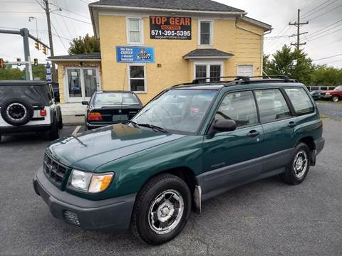 1999 Subaru Forester for sale in Winchester, VA