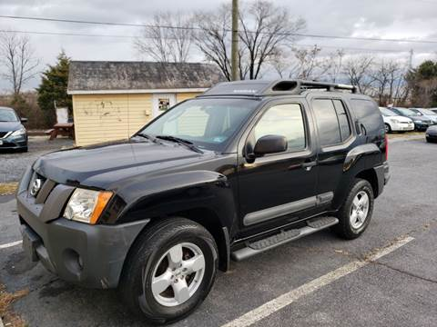 2006 Nissan Xterra for sale at Top Gear Motors in Winchester VA