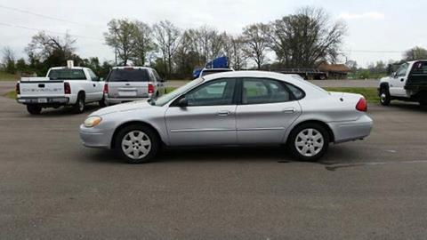 2001 Ford Taurus For Sale In Tennessee