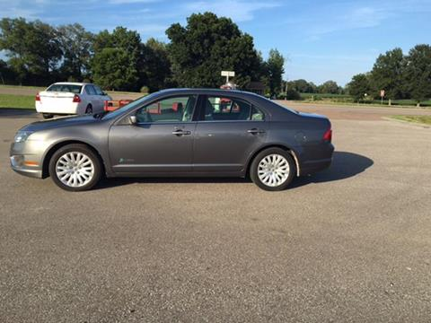 2011 Ford Fusion Hybrid for sale in Friendship, TN