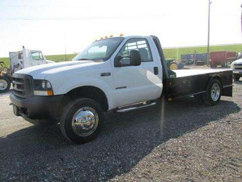 2002 Ford F-450 Super Duty for sale in Friendship, TN
