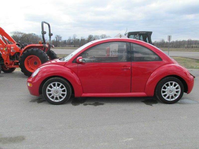 2005 Volkswagen New Beetle for sale at 412 Motors in Friendship TN