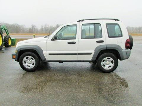 2007 Jeep Liberty for sale in Friendship, TN