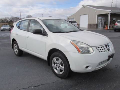 2009 Nissan Rogue S for sale at 412 Motors in Friendship TN