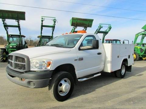 2007 Dodge Ram Chassis 3500 for sale at 412 Motors in Friendship TN