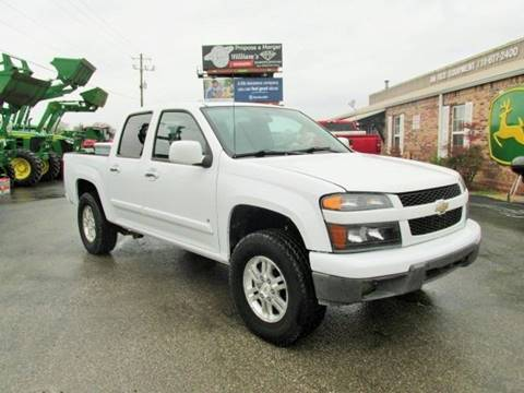 2009 Chevrolet Colorado LT for sale at 412 Motors in Friendship TN