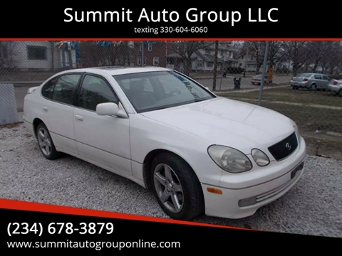 1999 Lexus GS 400 for sale in Akron, OH