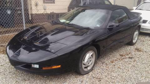 1994 Pontiac Firebird for sale in Akron, OH