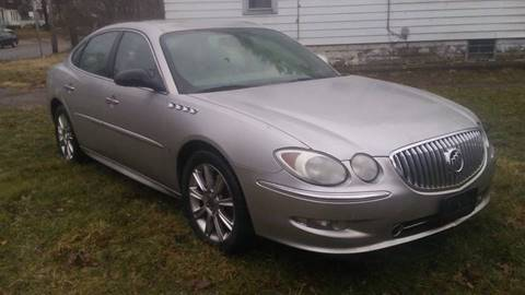 2008 Buick LaCrosse for sale in Akron, OH