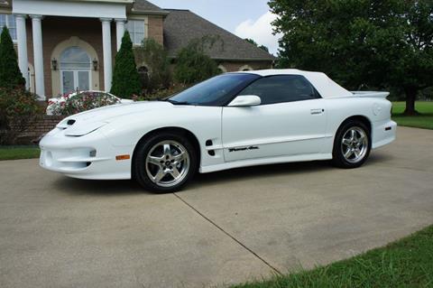 2002 Pontiac Firebird for sale in Anniston, AL