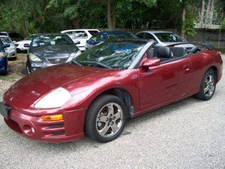 2005 Mitsubishi Eclipse Spyder for sale in Tallahassee, FL