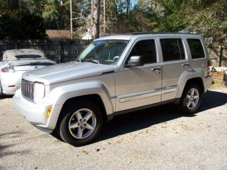2008 Jeep Liberty for sale in Tallahassee, FL