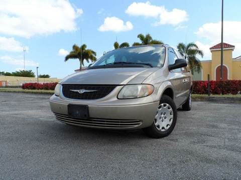 2003 Chrysler Town and Country for sale in Westpark, FL