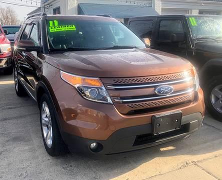 2011 Ford Explorer for sale in Harrington, DE