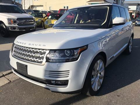 2016 Land Rover Range Rover for sale in Ocean City, NJ