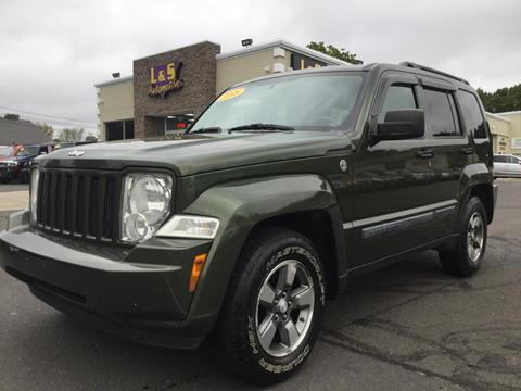 2008 Jeep Liberty for sale in Plantsville, CT