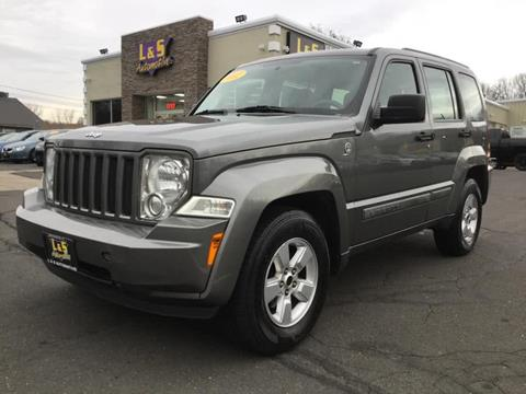 2012 Jeep Liberty for sale in Plantsville, CT