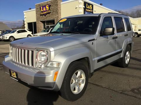2009 Jeep Liberty for sale in Plantsville, CT