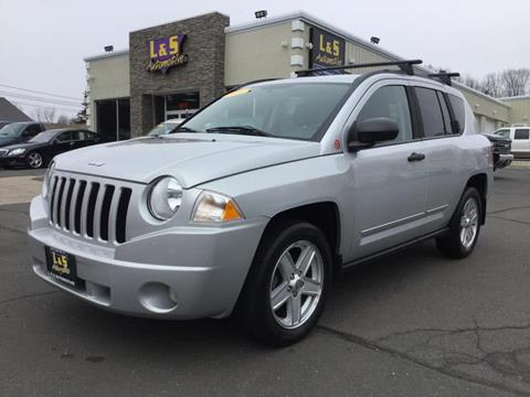 2010 Jeep Compass for sale in Plantsville, CT