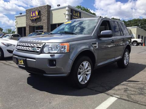2012 Land Rover LR2 for sale in Plantsville, CT