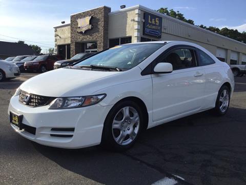 2011 Honda Civic for sale in Plantsville, CT