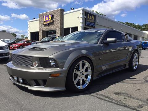 2005 Ford Mustang for sale in Plantsville, CT