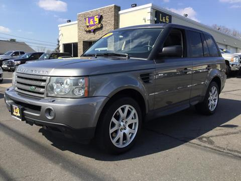 2009 Land Rover Range Rover Sport for sale in Plantsville, CT