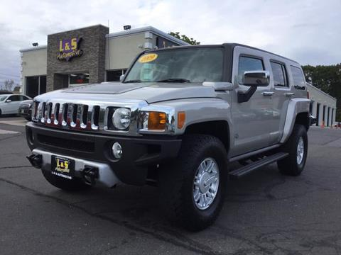 2009 HUMMER H3 for sale in Plantsville, CT