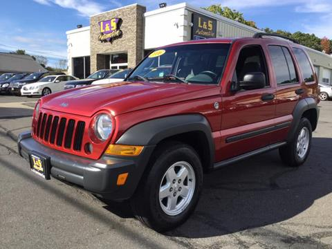2006 Jeep Liberty for sale in Plantsville, CT