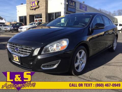 2012 Volvo S60 for sale in Plantsville, CT