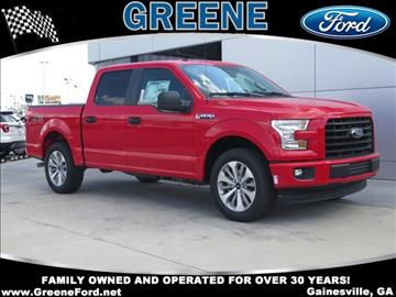 2017 Ford F-150 for sale in Gainesville, GA