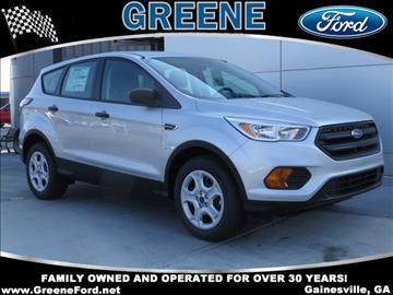 2017 Ford Escape for sale in Gainesville, GA